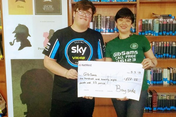Donation by Bayside