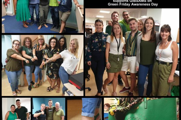 GibSams Green Friday with The Sovereign Group