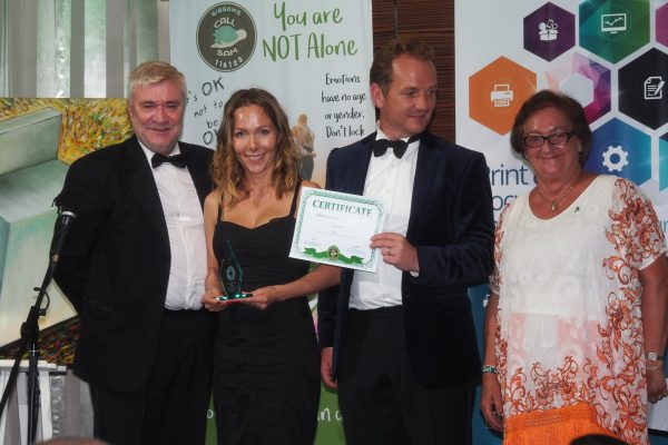 Wellbeing Awards with INCE