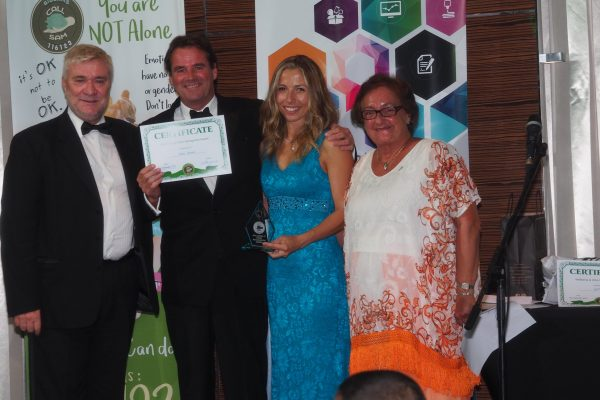 Wellbeing Awards with Masbro Insurance Brokers