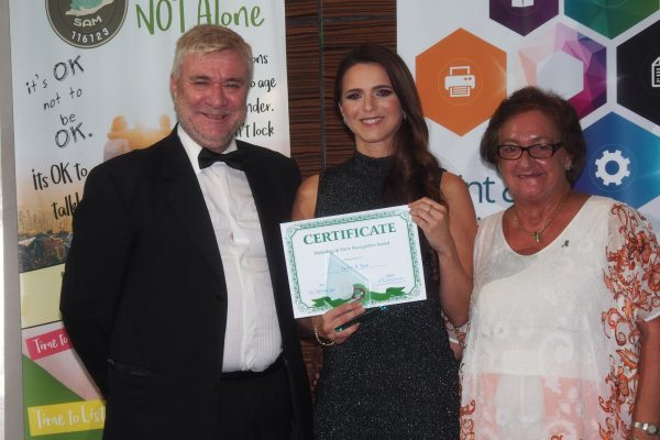 Wellbeing Awards with Saccone & Speed